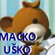 Video rozprávka Macko Uško